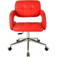 Bürocci Cappa Çalışma Koltuğu-Kırmızı-9595A0116
