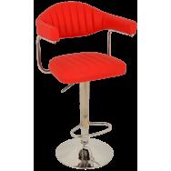 Boombar Bar Sandalyesi-Kırmızı-9600S0116