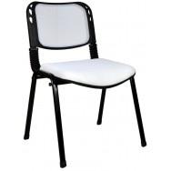Bürocci Fileli Form Sandalye-Beyaz-2016R0550
