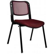 Bürocci Fileli Form Sandalye-Bordo-2016R0547